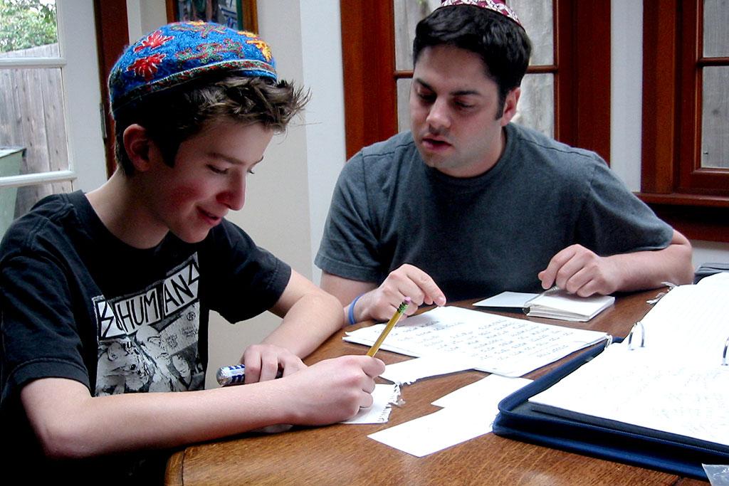 Todd mentoring