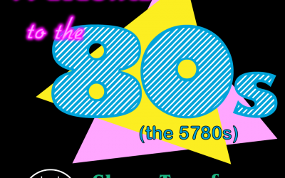 Welcome to the 80s – The 5780s