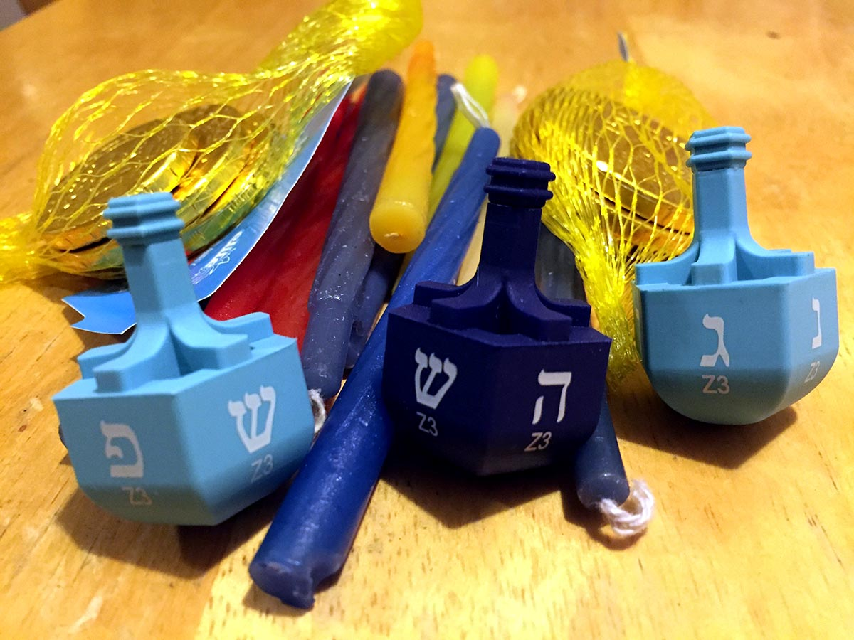 5 sided dreidel