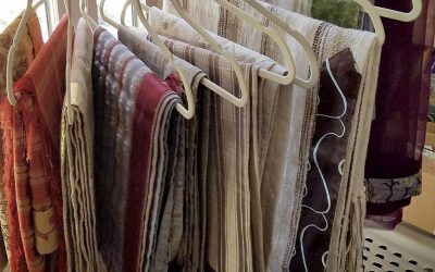 TAILORING TALLIT Interview with Wendy Light of Holy Thread Designs