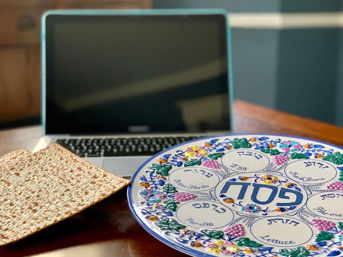 Online Seder